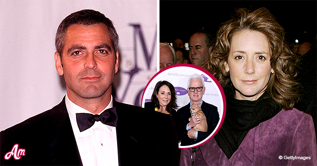 Meet George Clooney's First Wife Talia Balsam 26 Years ...