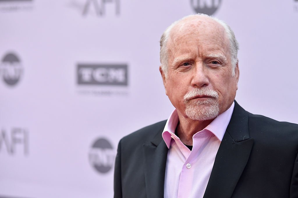 Actor Richard Dreyfuss arrives at American Film Institute's 44th Life Achievement Award Gala Tribute to John Williams at Dolby Theatre | Photo: Alberto E. Rodriguez/Getty Images