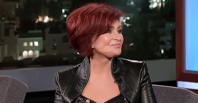 'Talk' Co-Host Sharon Osbourne Talks to Jimmy Kimmel about Recent Facelift and the past Procedures