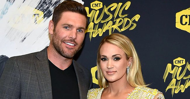 Watch a Video Carrie Underwood's Husband Shared of Their Son Jacob, Who Already So Big
