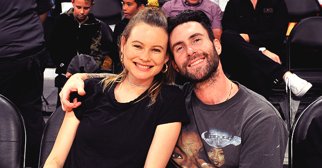 Adam Levine Talks to Ellen DeGeneres about Being a Full-Time Dad to Daughters Gio and Dust