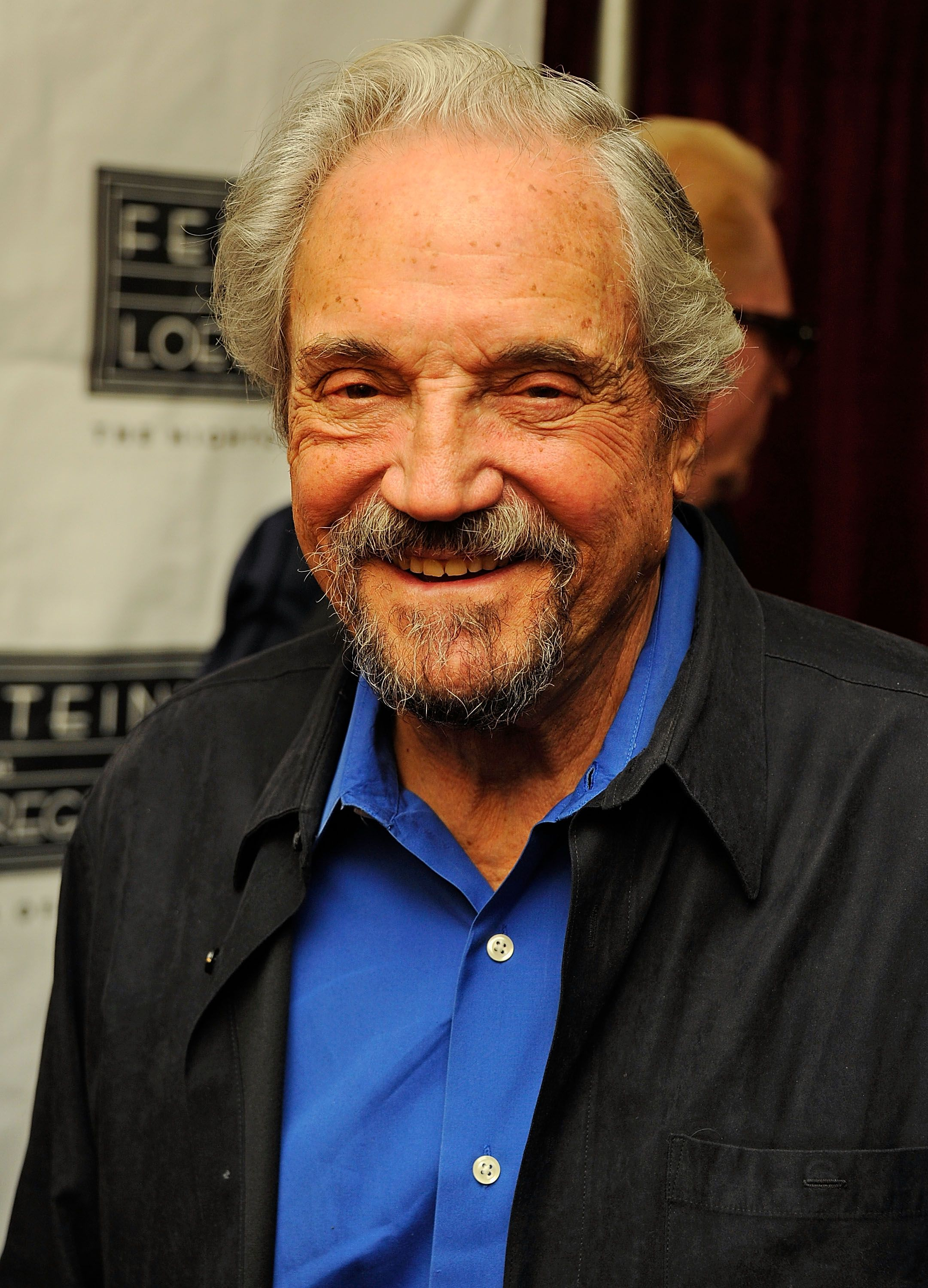 Hal Linden at Lucie Arnaz's performance at Feinstein's in January 2012 in New York City   Source: Getty Images