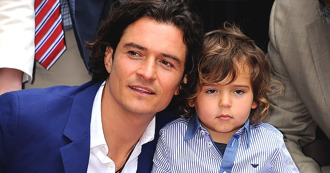 Hello!: How Orlando Bloom's Son Flynn Reacted to the Upcoming Arrival of Baby Sister as Katy Perry Nears Her Due Date