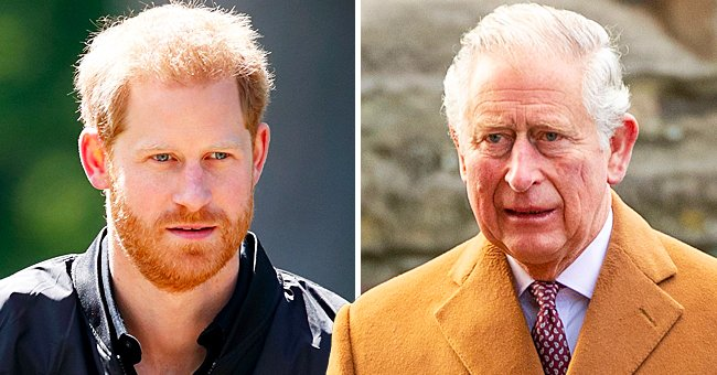 Us Weekly: Charles Still Angry Over Oprah Interview, While Harry Didn't Seek Forgiveness during Visit