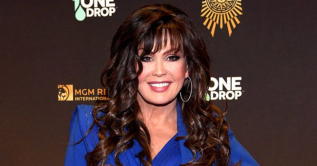 Marie Osmond Shows off Her Long & Slim Legs in Skinny Jeans after 50-Pound Weight Loss