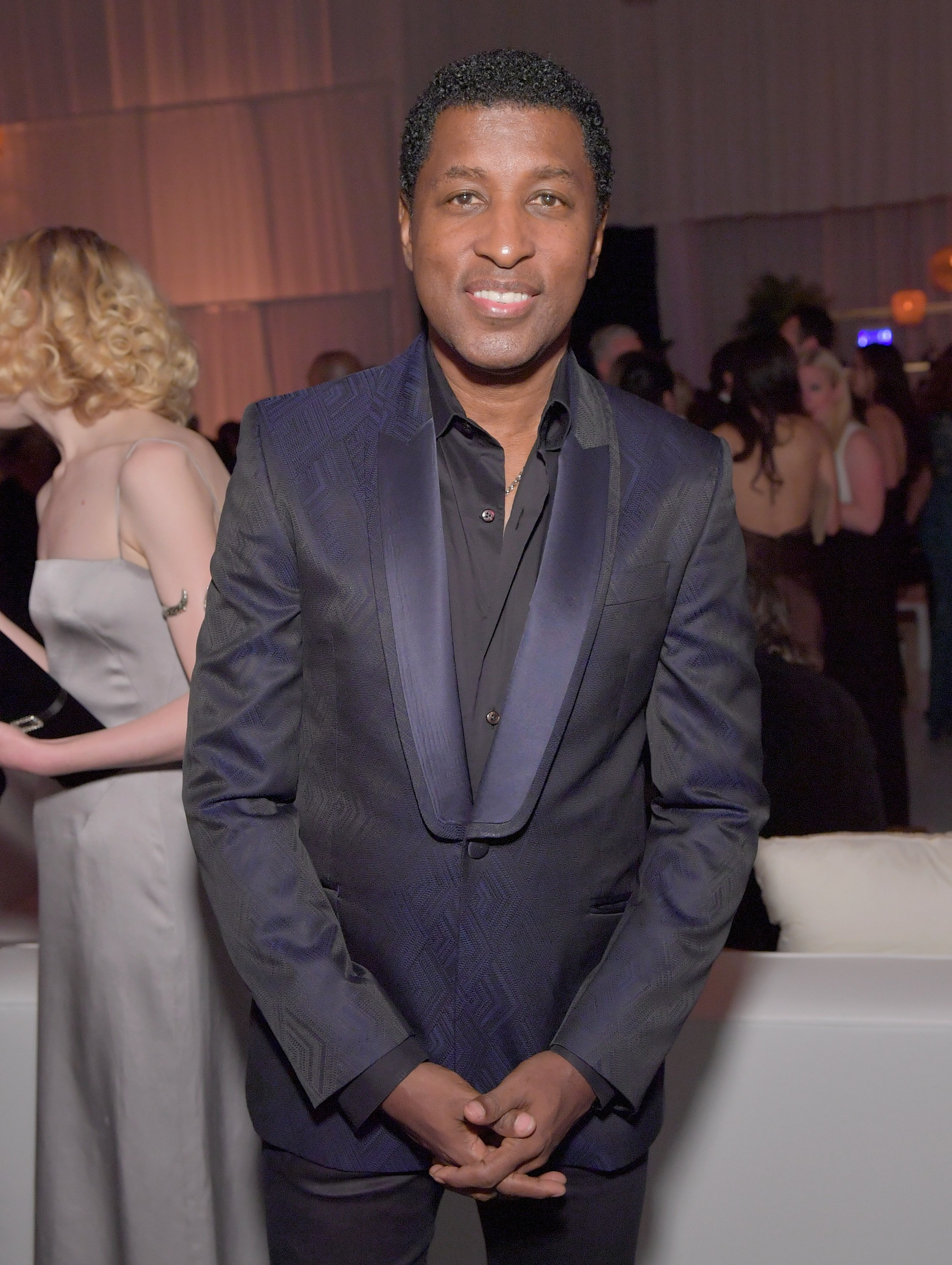Singer/Songwriter Babyface at music event in January 2017. | Photo: Getty Images