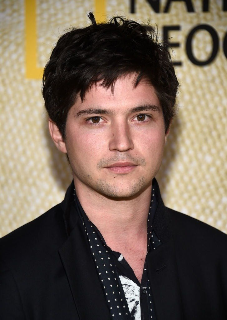 """Thomas McDonell arrives at the premiere of National Geographic's """"The Long Road Home"""" at Royce Hall on October 30, 2017 in Los Angeles, California   Photo: Getty Images"""