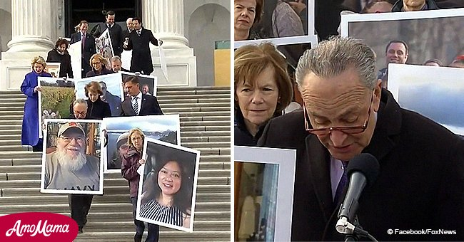 'Open the government': Dems bring out stories of people 'hurt' by shutdown and demand to end it