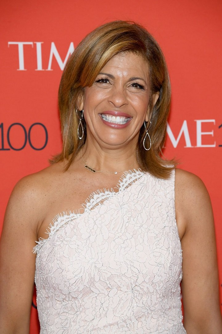 Hoda Kotb attending the 2018 Time 100 Gala at Jazz at Lincoln Center in New York City in April 2018. | Image: Getty Images.