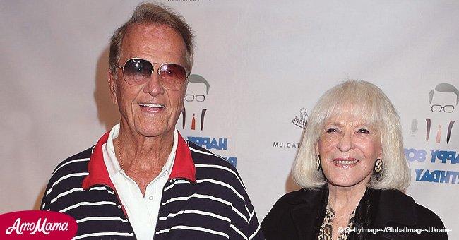Le chanteur légendaire Pat Boone pleure la perte de sa femme