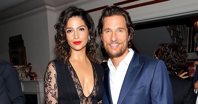 Matthew McConaughey Says Being a Dad Was Always His Only Dream