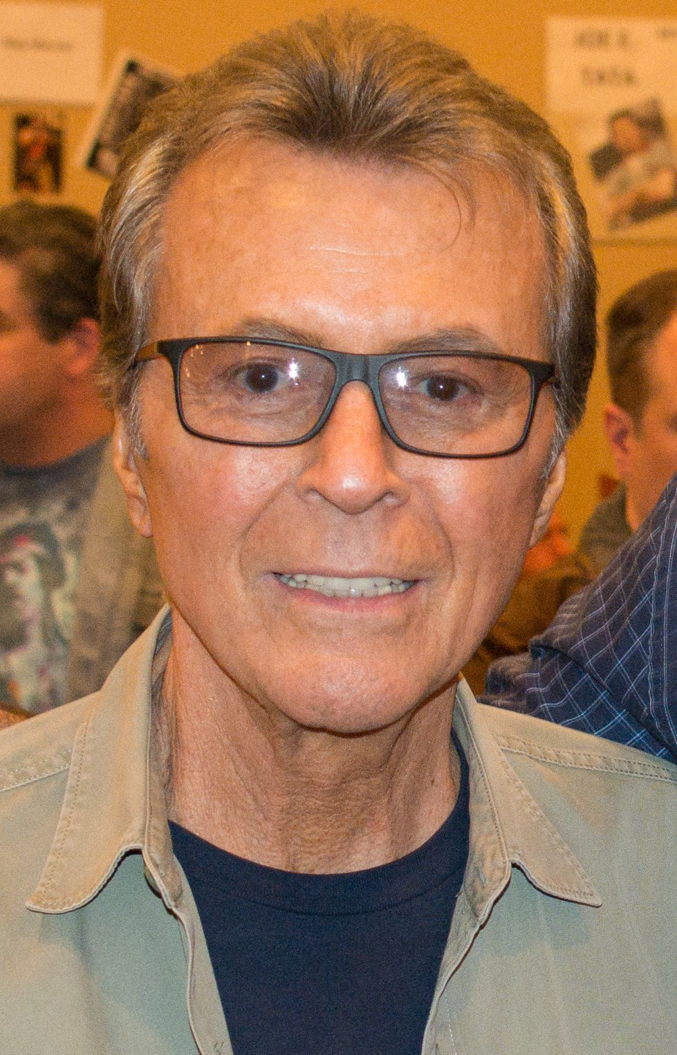 James Darren in Parsippany, New Jersey on April 24, 2015 | Source: Wikimedia Commons