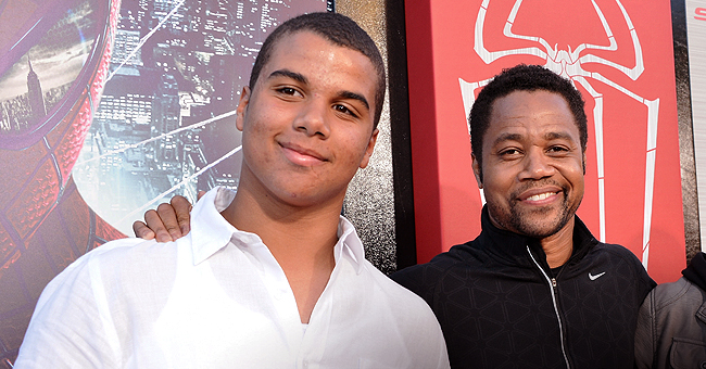 Cuba Gooding Jr.'s Son Mason Takes after Dad as He Makes Film Debut in 'Booksmart'