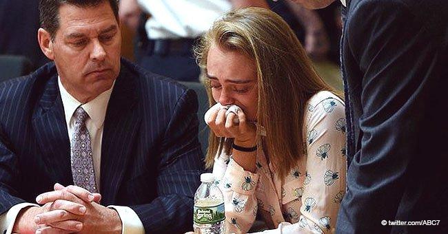 Junge Frau, die 18-jährigen Freund zum Selbstmord ermutigte wurde zu 15 Monaten Haft verurteilt