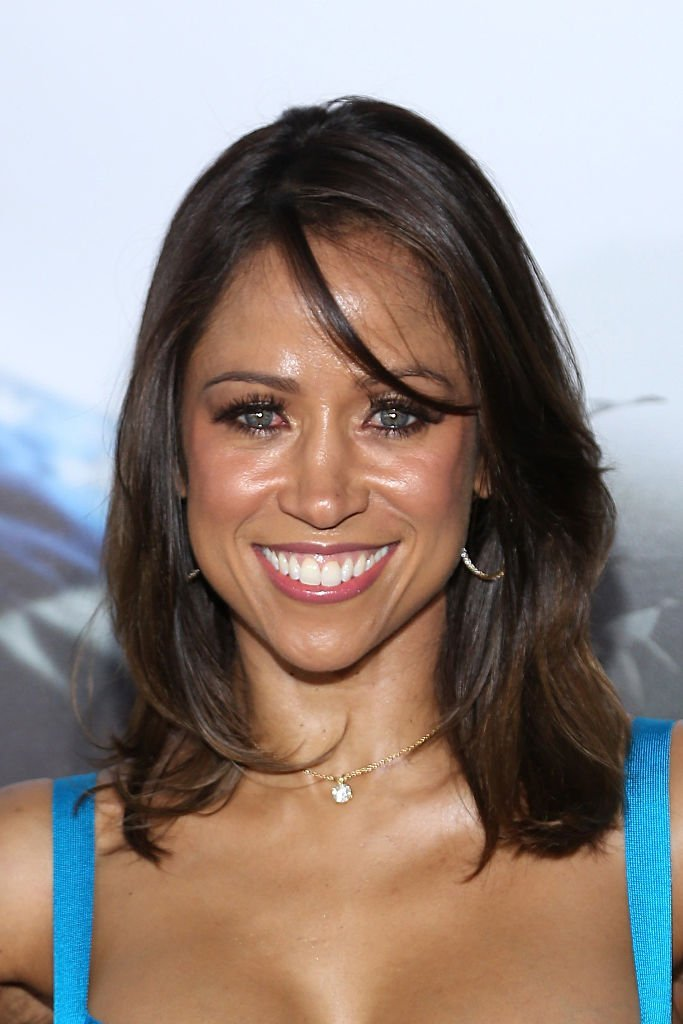 """Stacey Dash arrives at the """"American Sniper"""" New York Premiere at Frederick P. Rose Hall, Jazz at Lincoln Center 