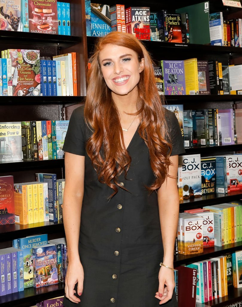 Audrey Roloff celebrates her new book 'A Love Letter Life' at Barnes & Noble at The Grove on April 10, 2019 in Los Angeles, California. | Photo: Getty Images
