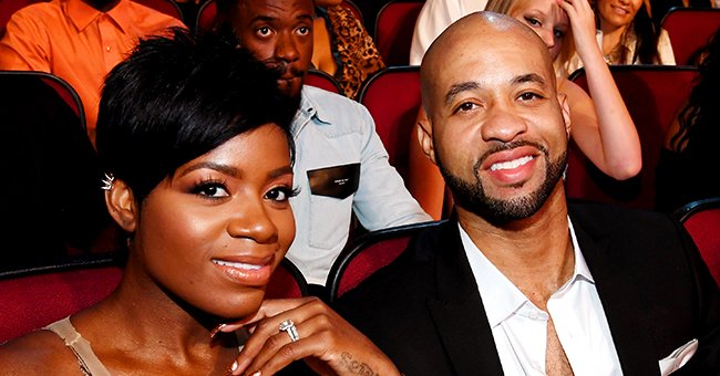 See How Fantasia's Husband Kendall Looks at Her in This Adorable Photo He Shared on Instagram