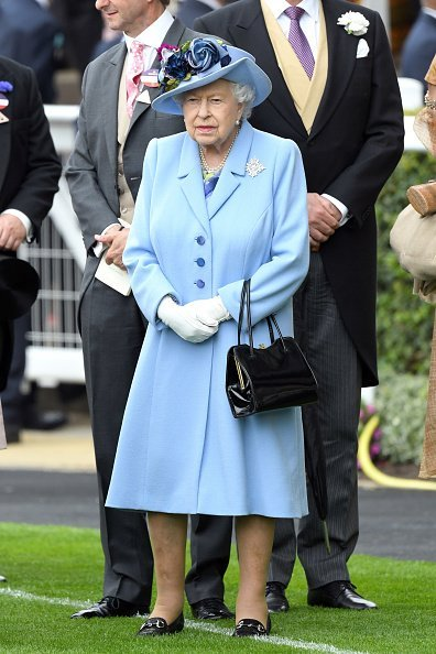 Queen Elizabeth II attends day one of Royal Ascot at Ascot Racecourse in Ascot, England.| Photo: Getty Images.
