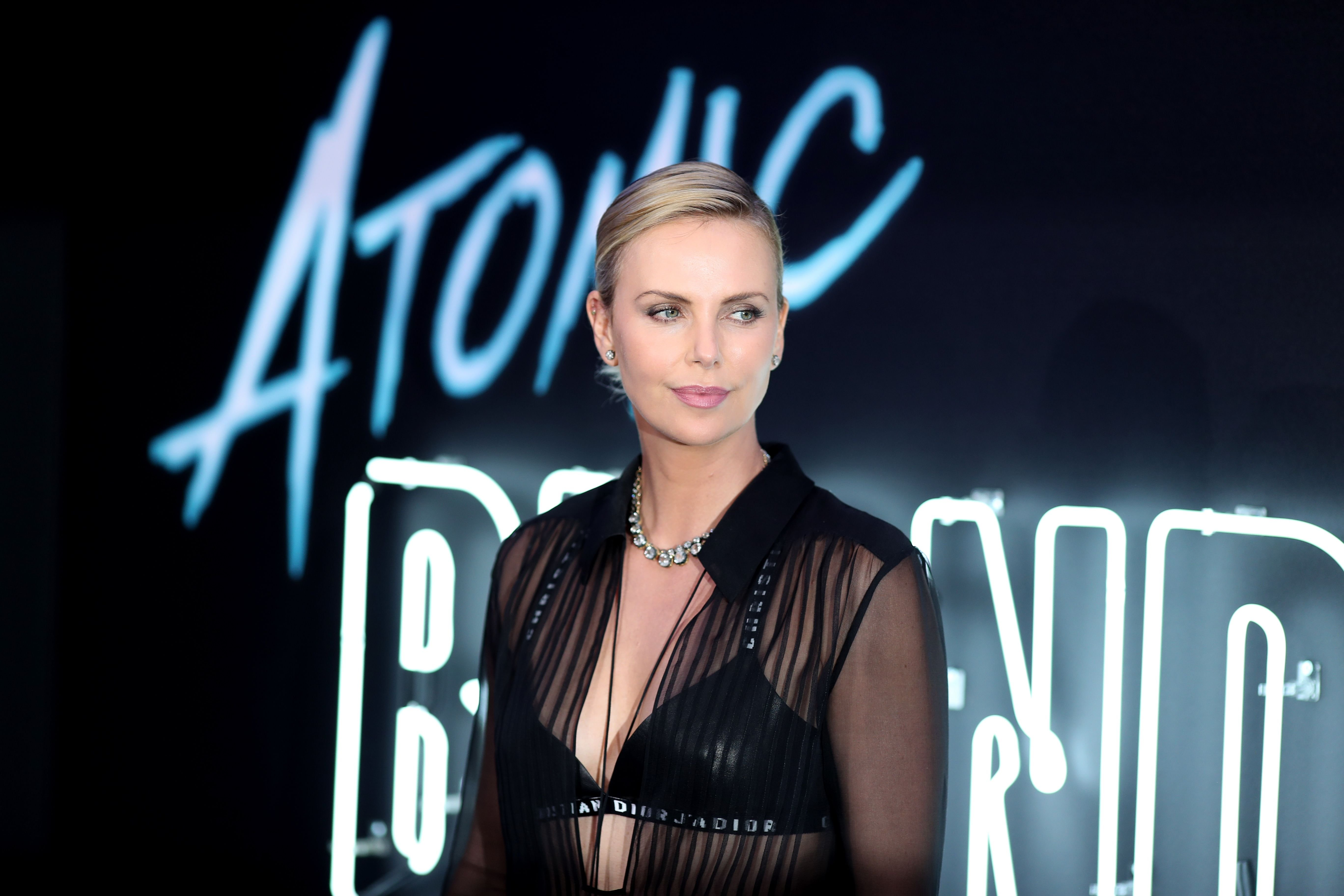 L'actrice Charlize Theron au The Theatre at Ace Hotel le 24 juillet 2017 à Los Angeles, Californie. | Photo : Getty Images