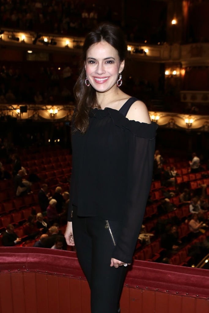 Lady Sophie Windsor attends 'La Boheme' at the English National Opera on January 29, 2019 | Photo: Getty Images