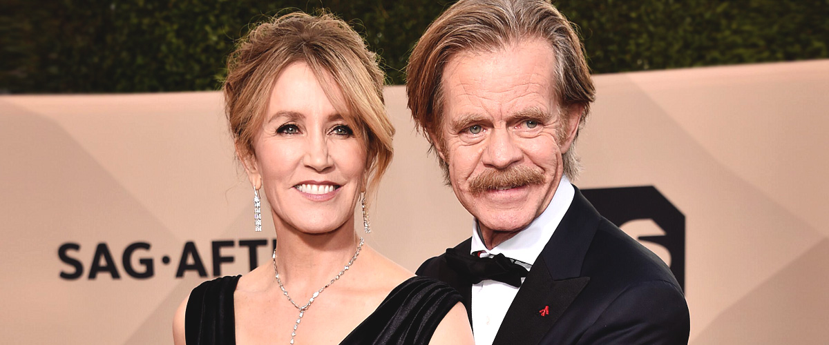 Meet Felicity Huffman's Husband William H. Macy, Who Supported Her Amid Bribery Scandal
