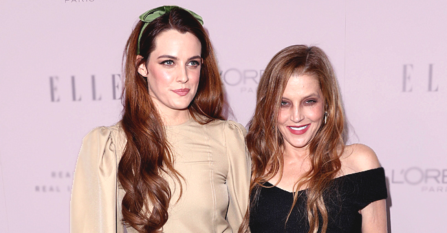 Lisa Marie Presley's Grownup Daughter Riley Keough Flaunts Toned Body in a Lilac Swimsuit