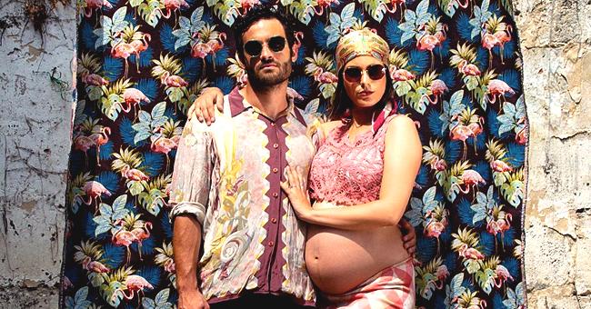 Benoît Michel (Clem) célèbre la naissance de son enfant avec une photo amusante