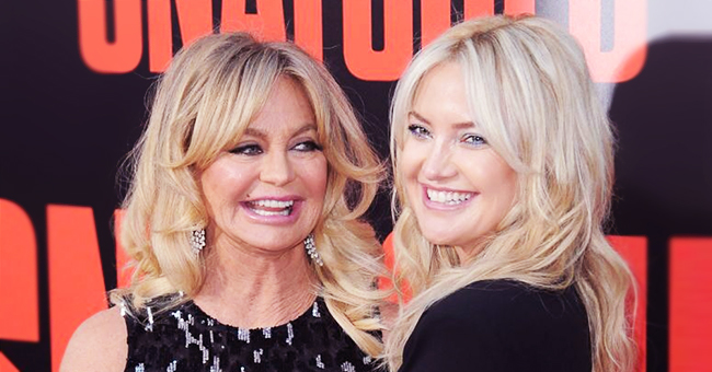 Goldie Hawn, Kate Hudson Post Pics of Baby Rani on Her 1st Birthday & Their Celeb Friends Respond