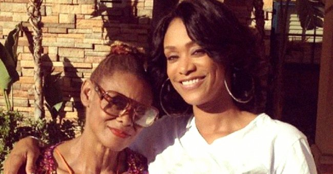Tami Roman of 'Basketball Wives' Cries as She Mourns Mom Nadine Buford Who Died of Cancer
