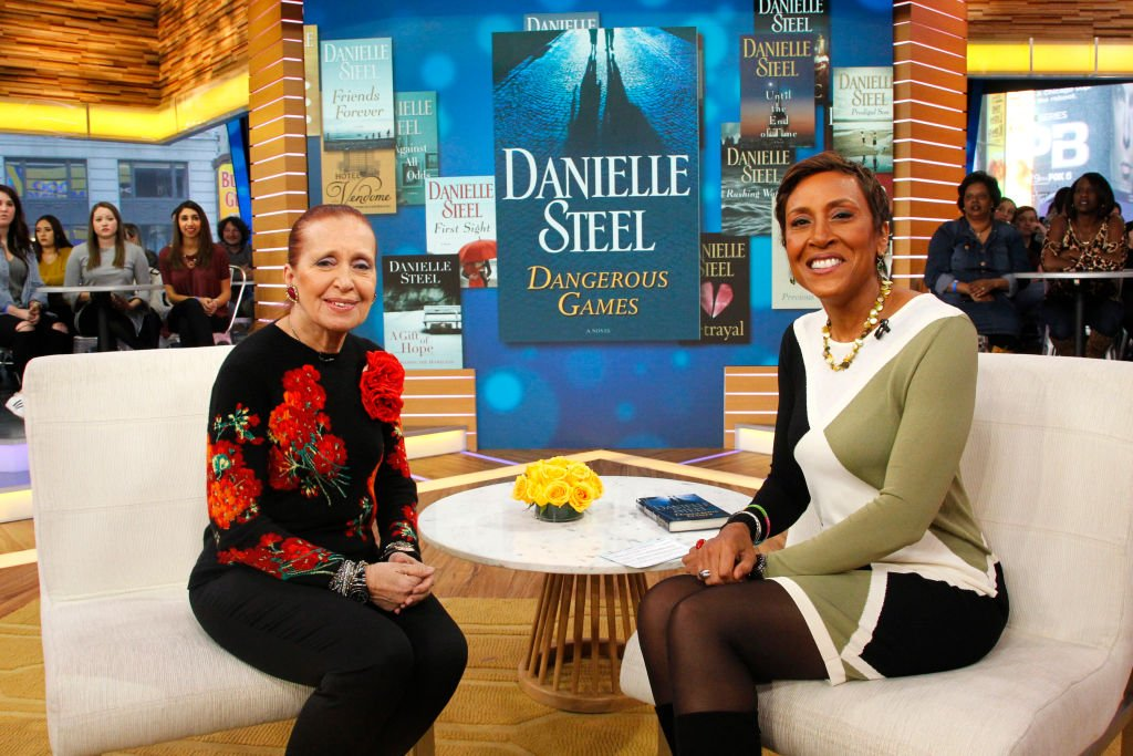 "Danielle Steel is a guest on ""Good Morning America,"" on Monday March 13, 2017, airing on the Walt Disney Television via Getty Images Television Network. 