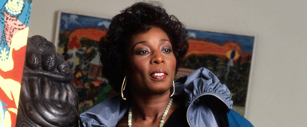 Madge Sinclair in 1983 | Source: Getty Images