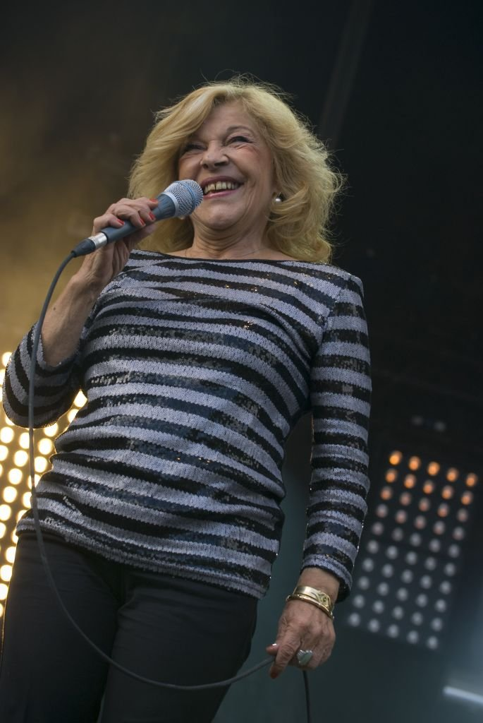 La chanteuse Nicoletta a 76 ans. | Photo : Getty Images