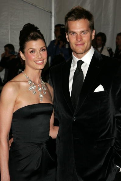 Bridget Moynahan and Tom Brady at the Metropolitan Museum of Art May 1, 2006 in New York City | Photo: Getty Images
