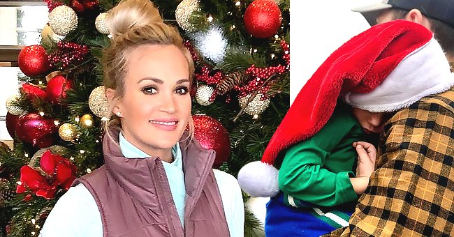 Carrie Underwood Reveals Traditional Christmas Decorations in Her Home Have a Lot of Meaning