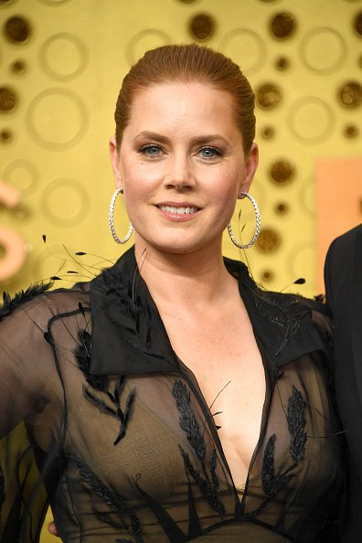 Amy Adams at Microsoft Theater on September 22, 2019 in Los Angeles, California. | Photo: Getty Images