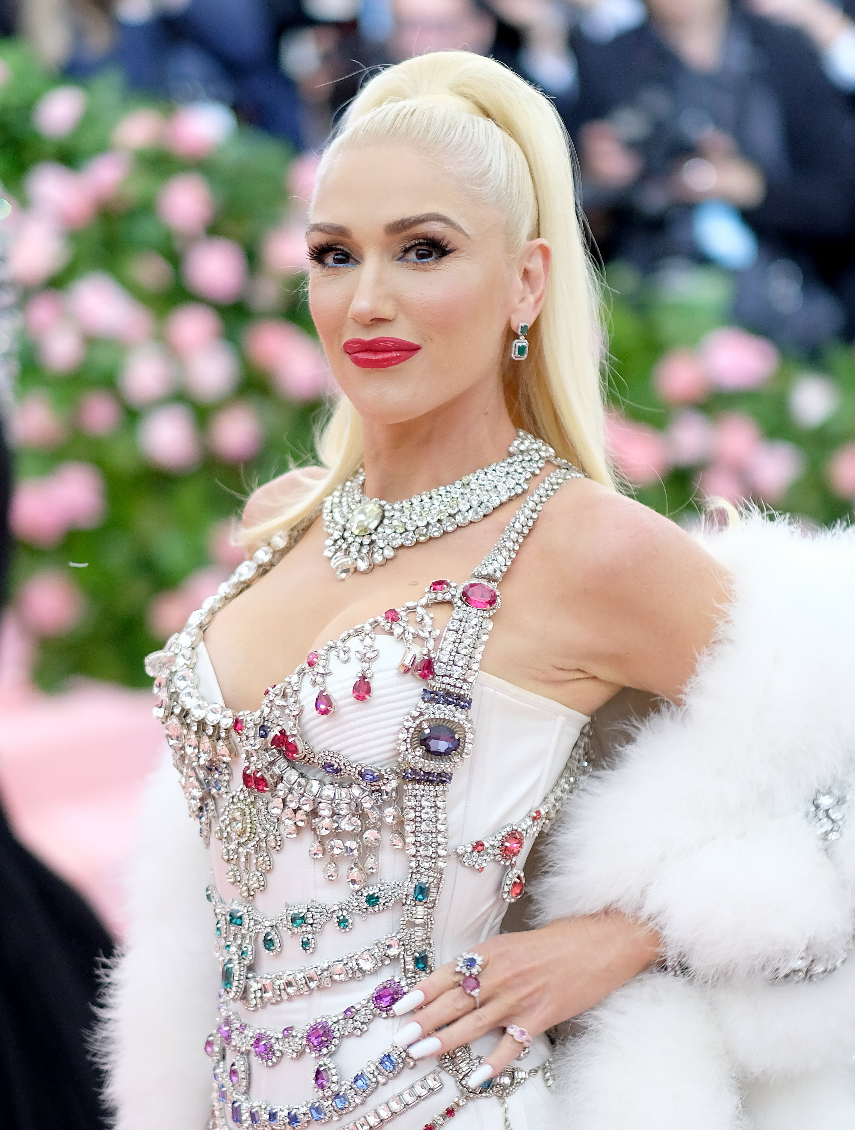 Gwen Stefani attends the Met Gala Celebrating Camp in New York City on May 6, 2019 | Photo: Getty Images