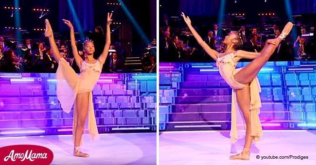 Une jeune fille de 14 ans a émerveillé tout le monde avec sa danse en finale de 'Prodiges sur France 2'