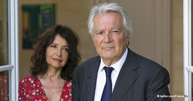 L'incroyable histoire d'amour d'Evelyne Bouix avec Pierre Arditi, qui dure plus de 30 ans