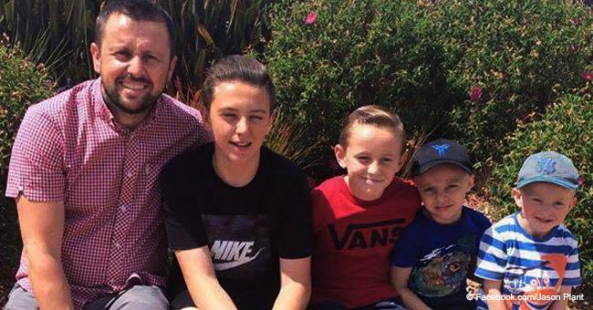 """Padre salva a su hijo de 7 años, que estuvo """"muerto por 15 minutos"""""""