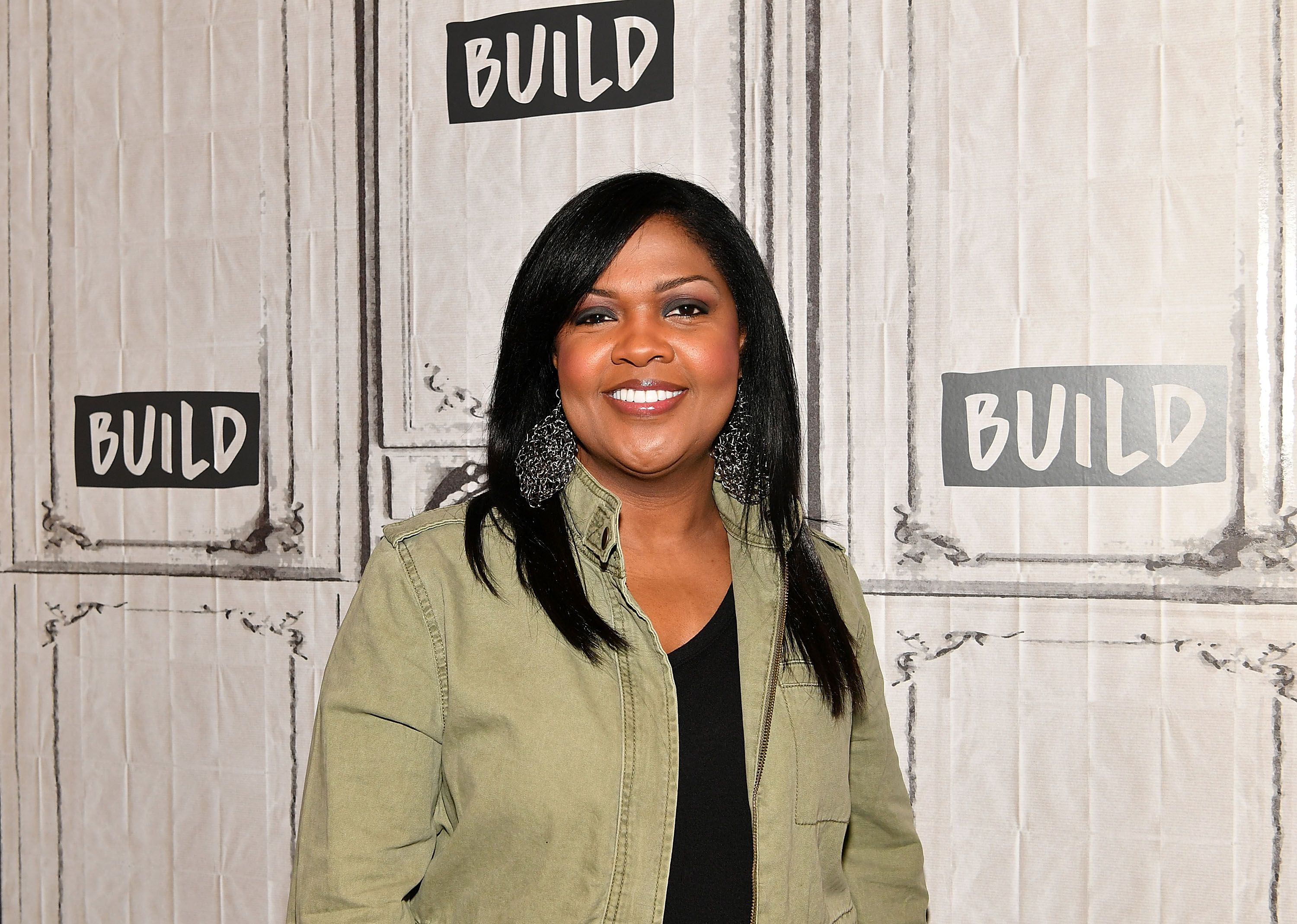 CeCe Winans at Build Series to discuss her album 'Let them Fall in Love' in 2017 in New York   Source: Getty Images