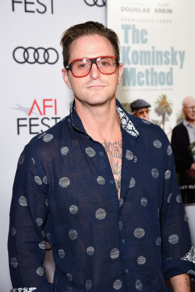"Cameron Douglas attends the Gala Screening of ""The Kominsky Method"" at AFI FEST 2018 Presented By Audi  