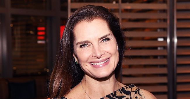 Brooke Shields Jumps from a Boat in a Fun New Video Showing Her Ageless Beauty