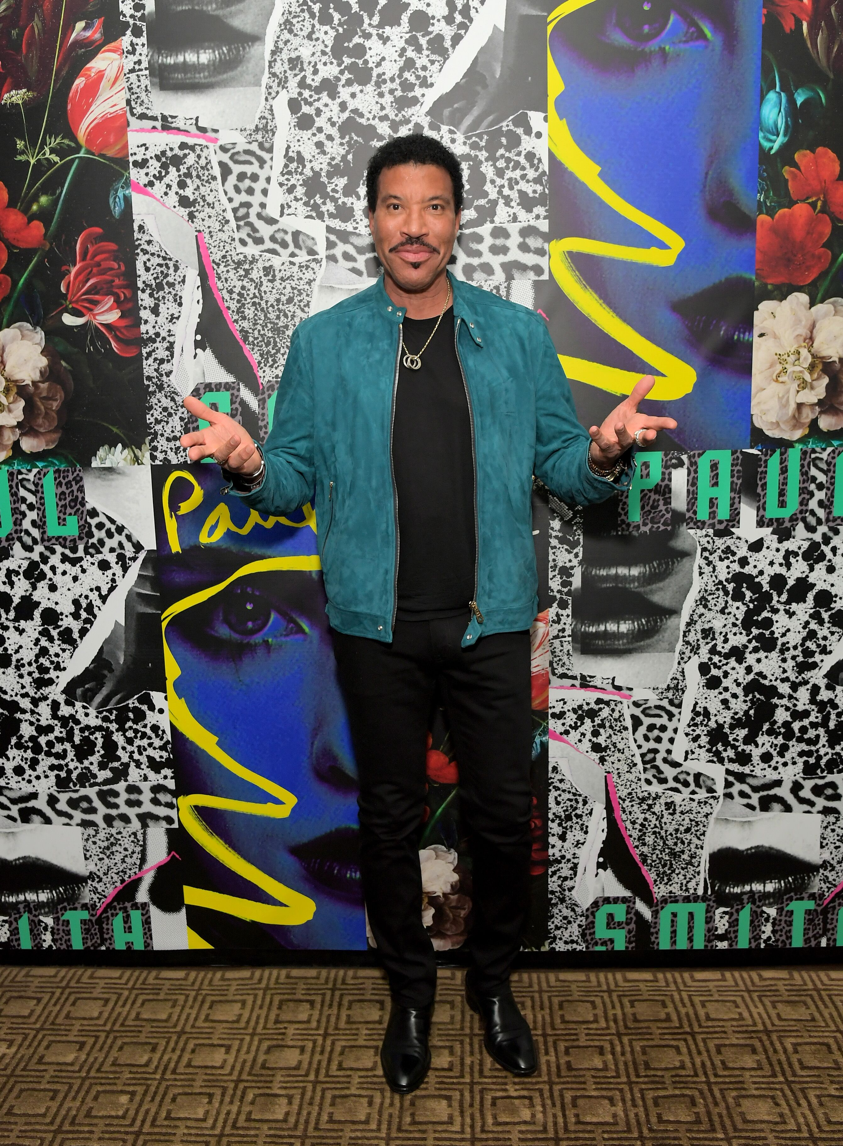 """Lionel Richie at the """"Paul Smith Honors John Legend"""" dinner on May 14, 2019, in Los Angeles, California 