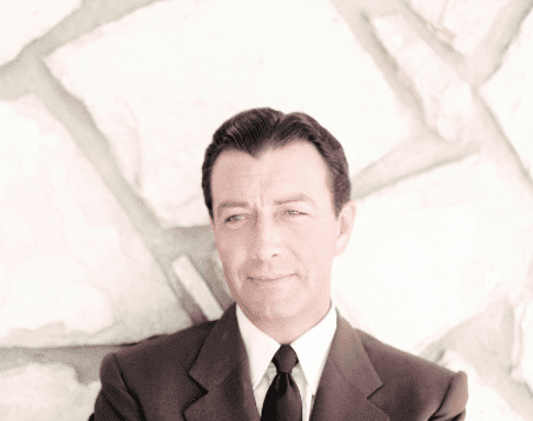 American actor Robert Taylor (1911 - 1969), circa 1955. | Source: Getty Images