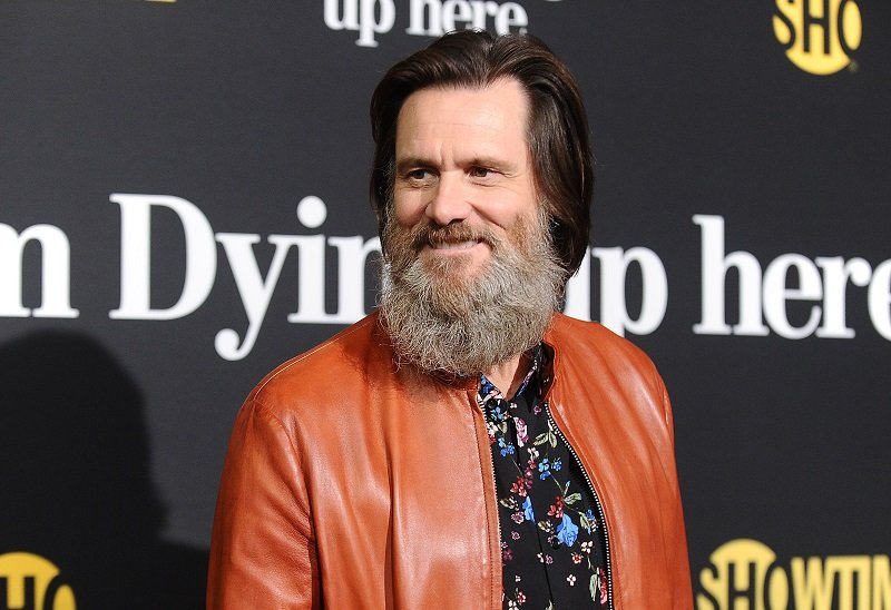 Jim Carrey on May 31, 2017 in Los Angeles, California   Photo: Getty Images
