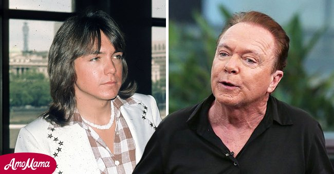Pictures of actor and singer, David Cassidy | Photo: Getty Images