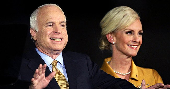 People: Cindy McCain Gets Candid About the Ups & Downs of Her 38-Year Marriage with John McCain
