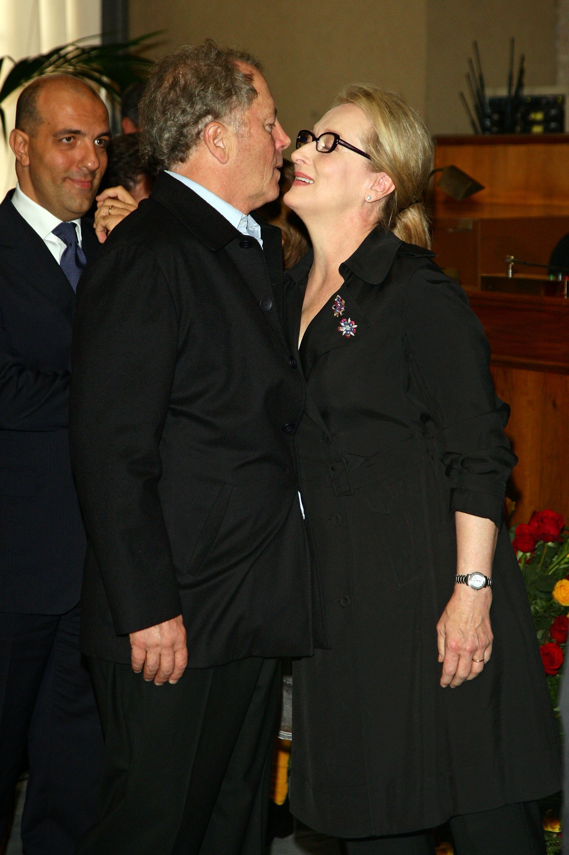 Meryl Street and her husband Don Gummer | Photo: Getty Images