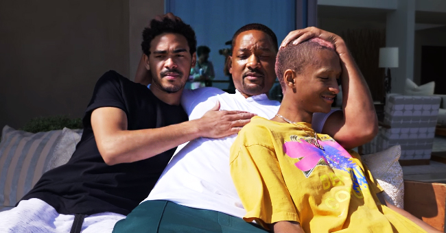 Will Smith's Hilarious Fatherly Advice to Son Jaden as They Toast 21st Birthday