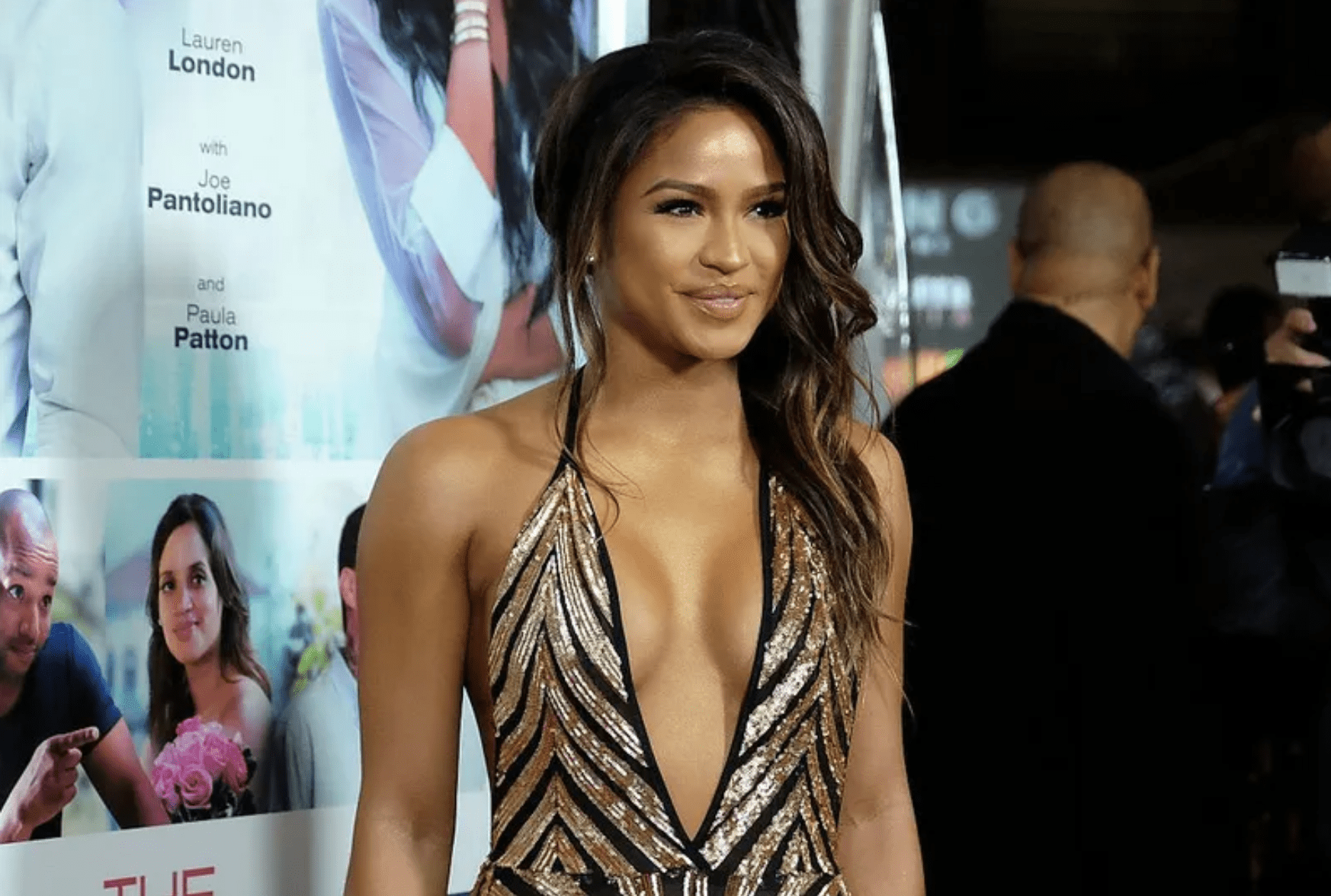 """Cassie Ventura attends the premiere of """"The Perfect Match"""" at ArcLight Hollywood on March 7, 2016. 